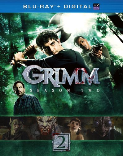 Grimm: Season Two (Blu-ray)
