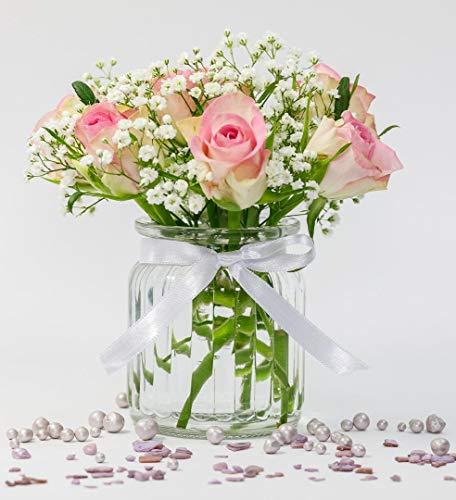 casa-vetro 6 oder 12 x kleine Vasen