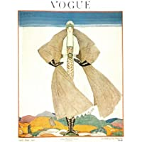 Vogue Vintage Pop Art Poster Print June 1920 (013) preiswert