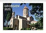 GEORGIEN 2020 (Wandkalender 2020 DIN A4 quer): Eine zauberhafte Reise durch Georgien (Monatskalender, 14 Seiten ) (CALVENDO Orte) -
