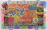 Loom Twisters SV11617 Friendship Loom Bands Set (Large), Various