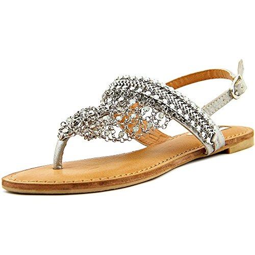Not Rated Gem Sandal Femmes Synthétique Sandales silver