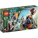 LEGO - Castle - jeu de construction - La catapulte des chevaliers