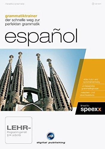 Interaktive Sprachreise: Grammatiktrainer Español