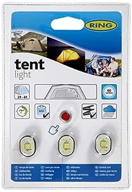 Ring Automotive RTL025 3-LED Tent Light