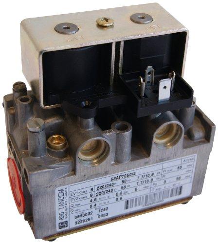 Vaillant 051074 Gaskombiventil VKS 11/2-26/2 E, VKS 12/3-20/3 E Rp1/2