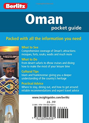 Berlitz. Oman Pocket Guide (Berlitz Pocket Guides)