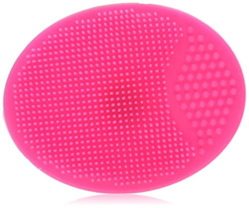 shower-suction-cup-exfoliating-cleanse-pads-x2-with-bathroom-tile-suction-cup