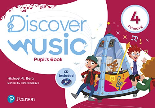 Discover Music 4 Pupil's Book Pack (Descubre la música)