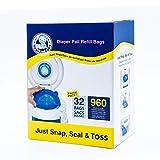 Neatforbaby Diaper Refill 32 Bags (960 C...