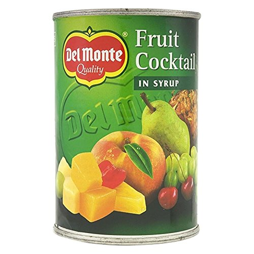 Del Monte Cocktail De Fruits Au Sirop Léger (420G)