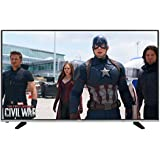 Hisense H49MEC3050 123 cm (49 Zoll) Fernseher (Ultra HD, Triple Tuner, DVB-T2 HD, Smart TV) schwarz