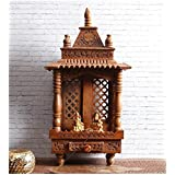 Shilpi Amazing Wooden Home Temple