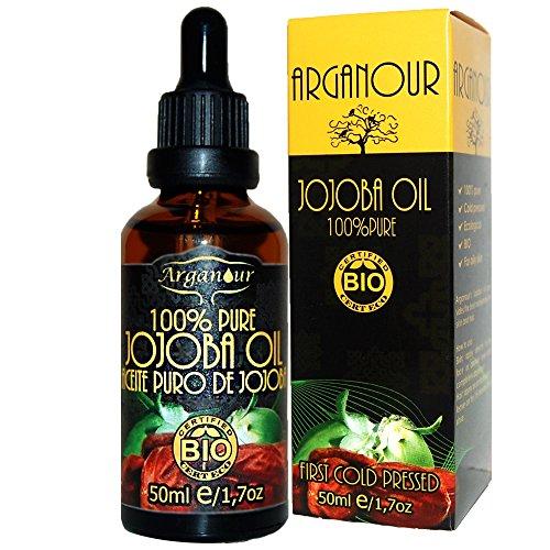 Arganour Jojoba Oil 100% Pure Aceite Corporal