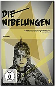 Die Nibelungen (SZ Cinemathek Stummfilm, Nr. 1) [2 DVDs]