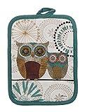 Kay Dee Designs r3442Spice Road Eule Topflappen