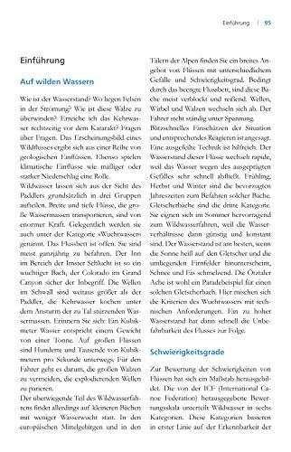 Der Kajak: Das Lehrbuch für den Kanusport - 5
