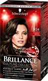 Schwarzkopf Brillance Intensiv-Color-Creme, 924 Schokobraun Stufe 3, 3er Pack (3 x 143 ml)