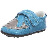 Jack & Lily - Whale Mid Blue, Scarpe per bambini e ragazzi