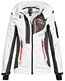 Geographical Norway Damen Softshelljacke Jacke Thailande white M