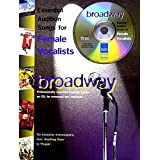 Essential Audition Songs for Female Vocalists - Broadway (Piano, Vocal, Guitar)