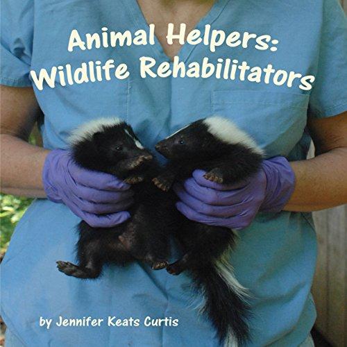 Animal Helpers: Wildlife Rehabilitators  Audiolibri