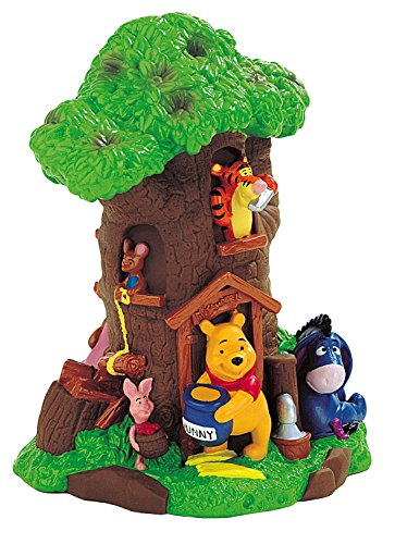 Bullyland 12227 - salvadanaio - walt disney winnie pooh casa sull'albero