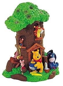 Bully B12227 - Hucha con forma de la casa del árbol de Winnie the Pooh, 22 cm