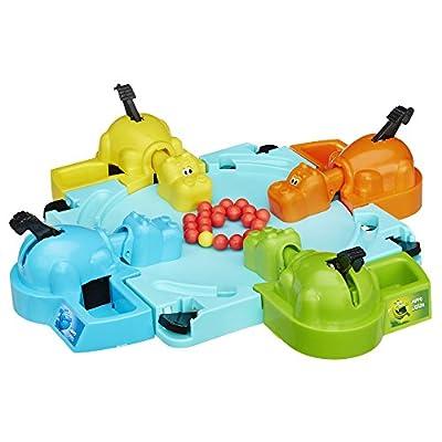 Hasbro Gaming - Jeu Hippos Gloutons, 98936