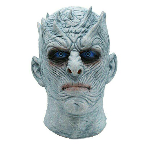 Scary Kostüm Realistische - Unbekannt Halloween Realistische Scary Cosplay Kostüm Party Maske Erwachsene Zombie Requisiten