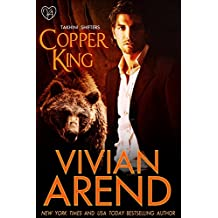 Copper King: Werebear Shifter Romance (Takhini Shifters Book 1)