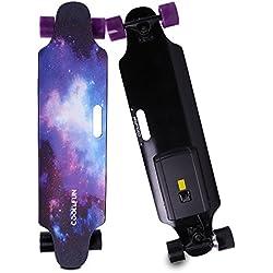 Cool & Fun HB11 Skateboard Eléctrico de 4 ruedas Monopatín con Control Remoto (XingKong)