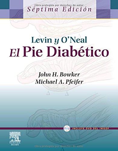 Levin y O?neal. El Pie Diab?tico + DVD-ROM