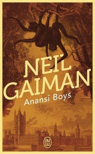 Anansi Boys par Neil Gaiman