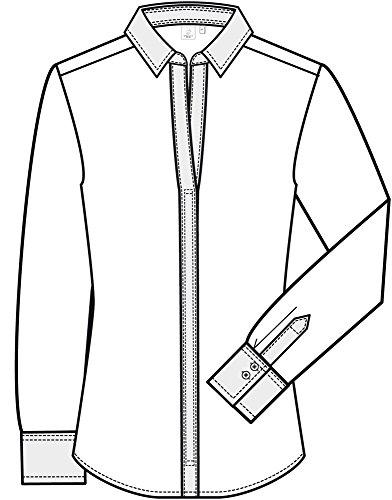 Greiff Damen Shirtbluse 6861 Weiß