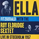 Jazz At The Philharmonic 1957 Featuring Ella Fitzgerald (Americans In Sweden)