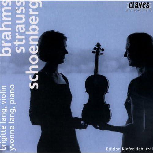 Sonata for Violin & Piano in E-flat Major, op. 18: Allegro, ma non troppo
