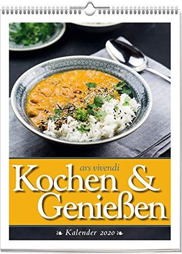 Kochen & Genießen 2020 (WWK): Wochenkalender