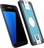 Forceglass Film de Protection d'écran en Verre trempé pour Samsung Galaxy S7
