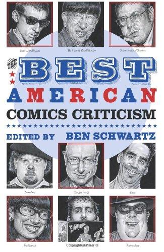Best American Comics Criticism
