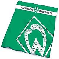 Fleecedecke 'Krakelei' SV WERDER BREMEN