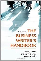 The Business Writer's Handbook (Business Writer's Handbook (Hardcover))