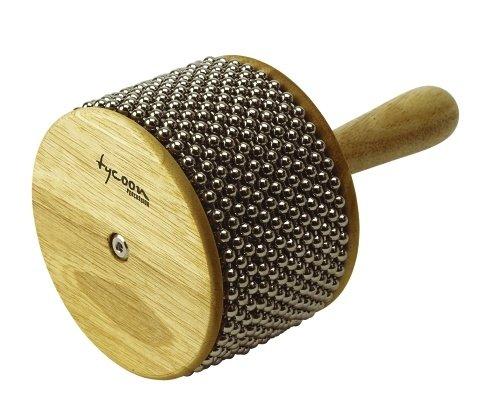 Tycoon Percussion Cabasa klein natur