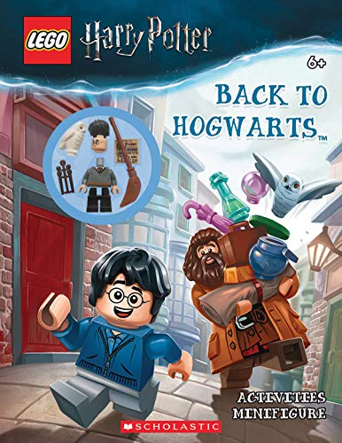 Back to Hogwarts [With Minifigure] Lego Harry Potter