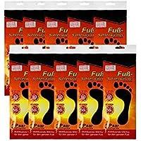Heat Feet Wärmesohlen,Sohlenwärmer,Heizsohlen,Einlegesohlen,Fusswärmer,kuschelige Sohlen,warme Füße (10) preisvergleich bei billige-tabletten.eu