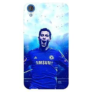 EYP Chelsea Eden Hazard Back Cover Case for HTC Desire 820