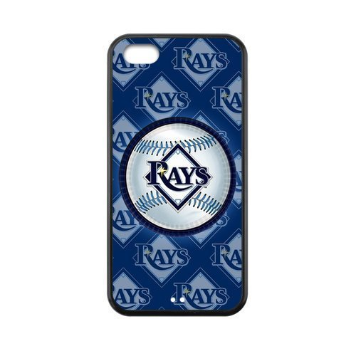 Custom Tampa Bay Rays Back Cover Case for iphone 5C JN5C-245
