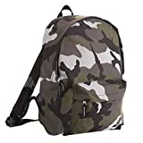 SOLS Rider Rucksack (One Size) (Camouflage)