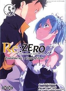Re:Zero - Troisième Arc : Truth of Zero Edition simple Tome 5