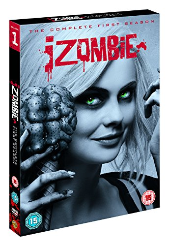 iZombie - Season 1 [DVD] UK-Import, Sprache-Englisch